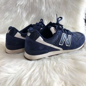 New Balance 696 Running Shoes Size 10